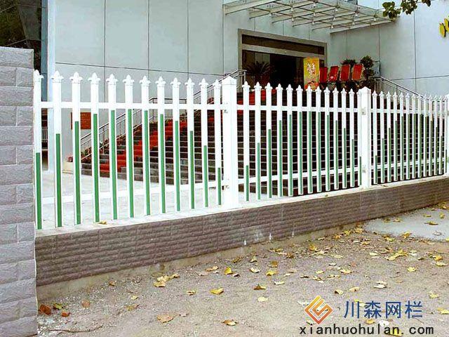 工厂车间锌钢护栏一米多少钱