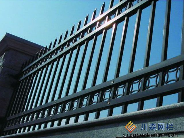 锌钢喷塑护栏