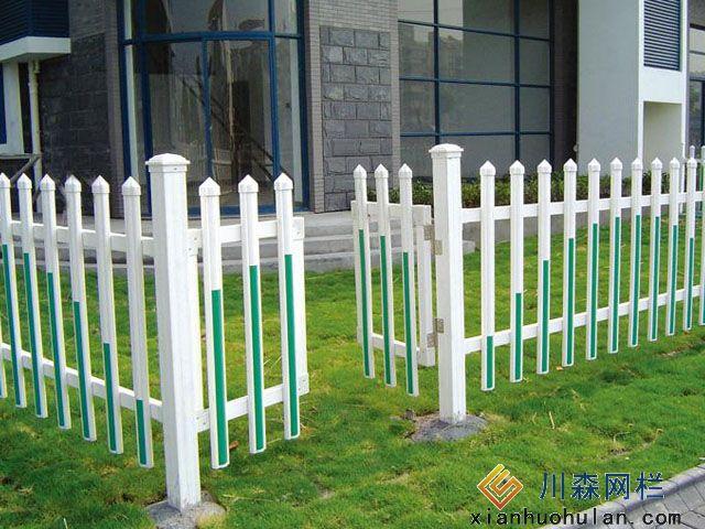 栅栏锌钢护栏安装方式及工期介绍