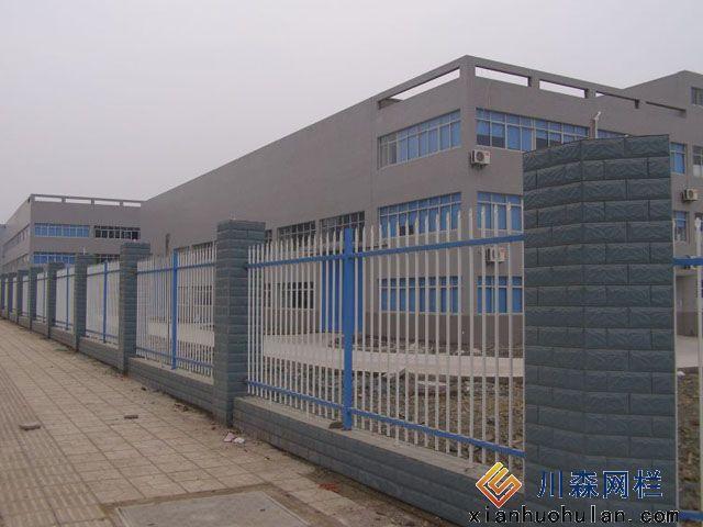 金属锌钢护栏用法