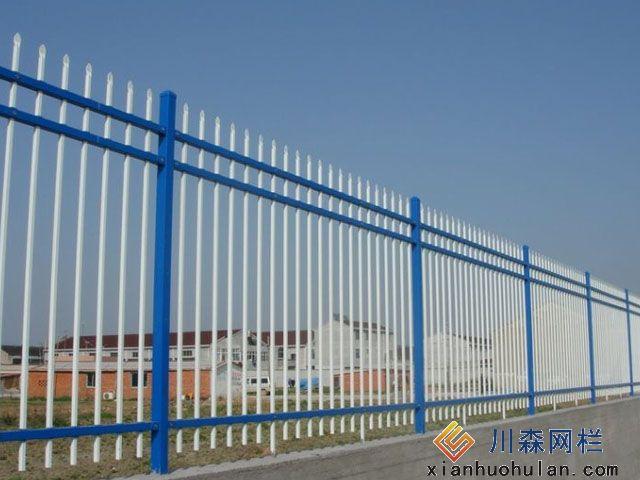 煤场锌钢护栏制作工艺有哪些?