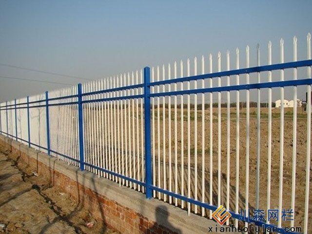 飞机场锌钢护栏施工问题分析