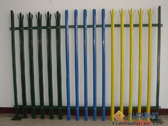 欧式锌钢护栏