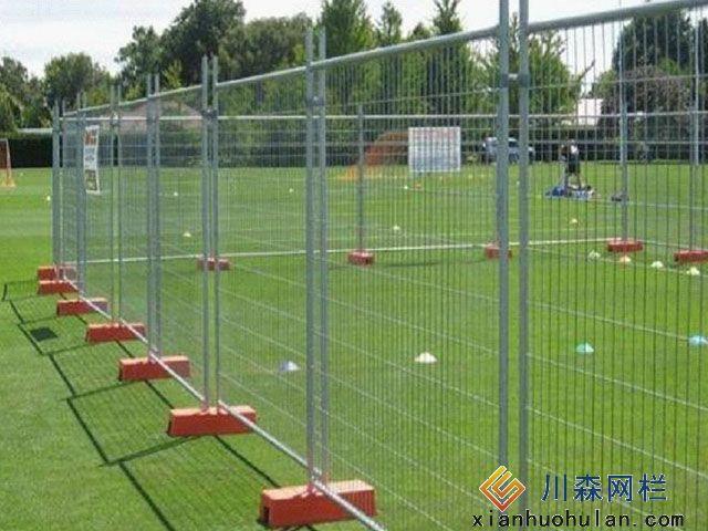 体育锌钢护栏制造