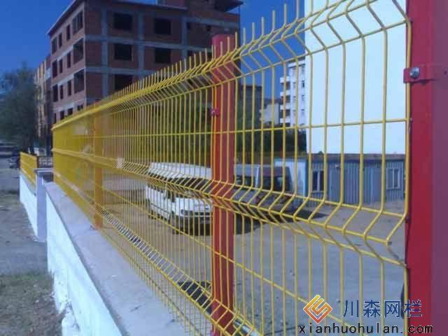 煤场锌钢护栏生产公司