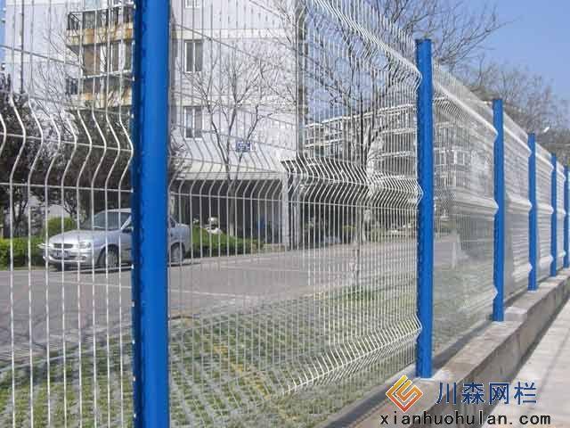 金属锌钢护栏产品结构特性