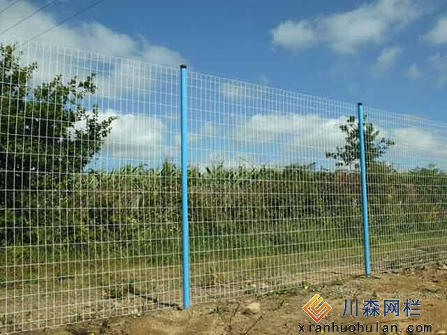 养殖场锌钢护栏出售
