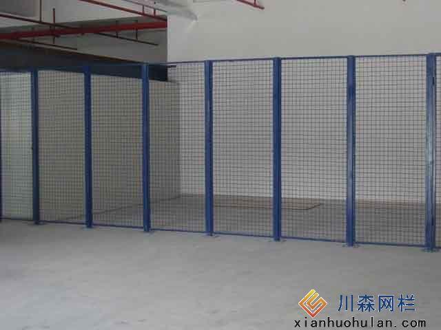 金属锌钢护栏安装方案