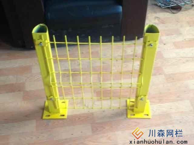 桃心柱护栏网