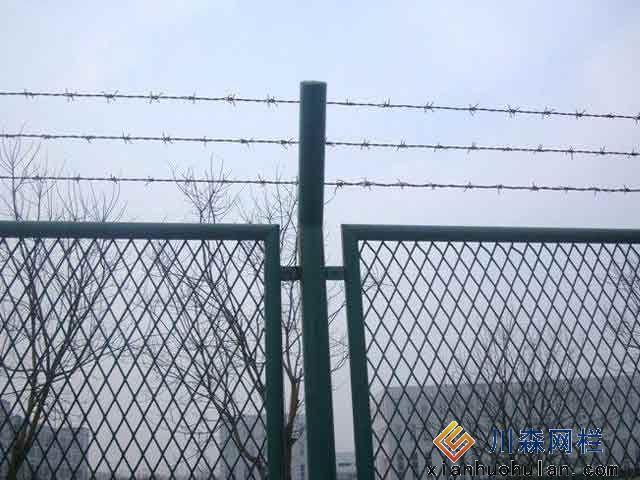高层锌钢护栏使用与维护
