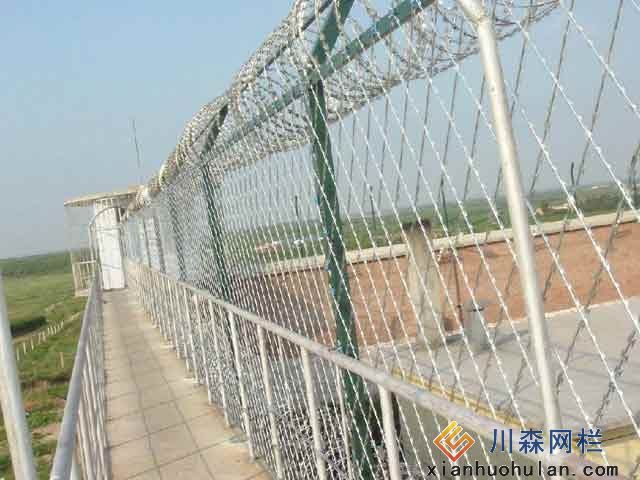 矿用锌钢护栏批发