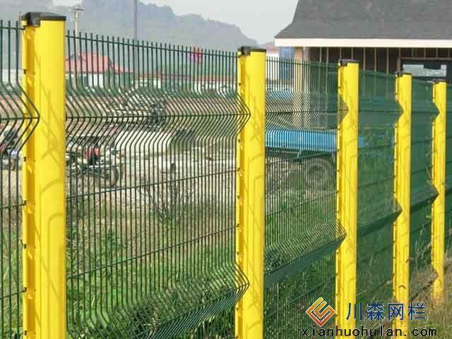羊圈锌钢护栏作用