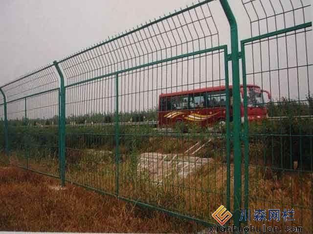 金属锌钢护栏安装办法