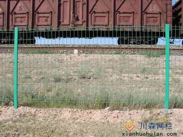 铁路路基锌钢护栏批发