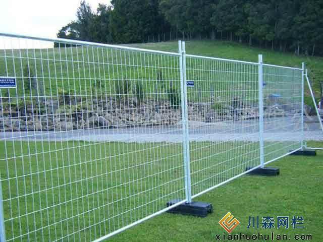 生物锌钢护栏安装方式哪种简便?