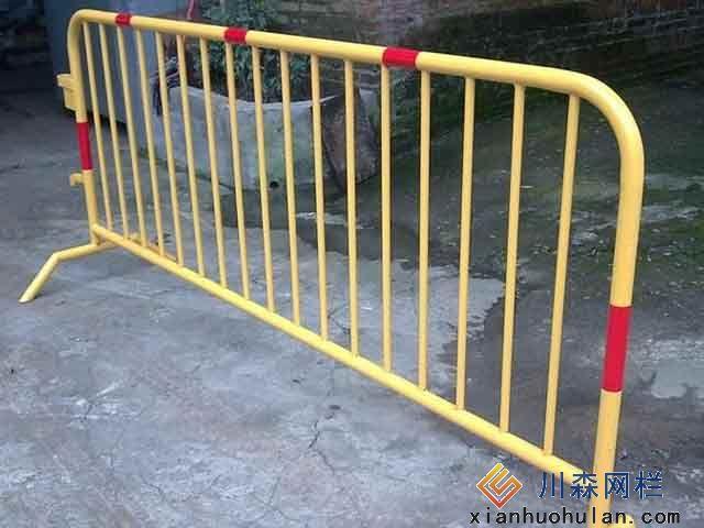 可移动护栏网