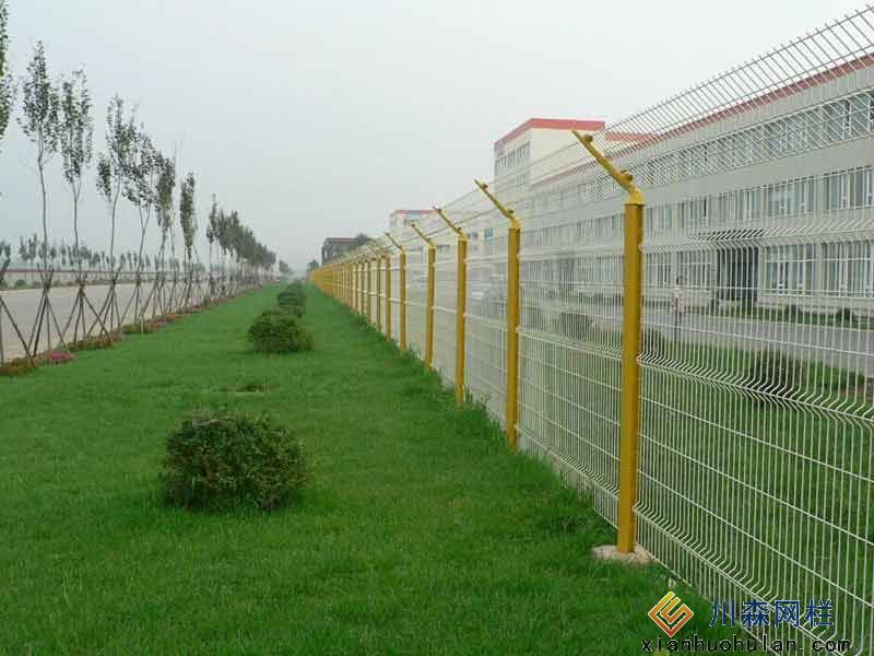 厂区围栏网实例展示
