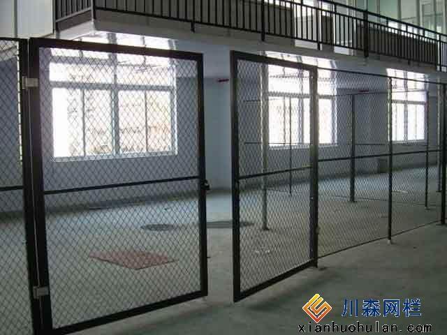 体育锌钢护栏厂商