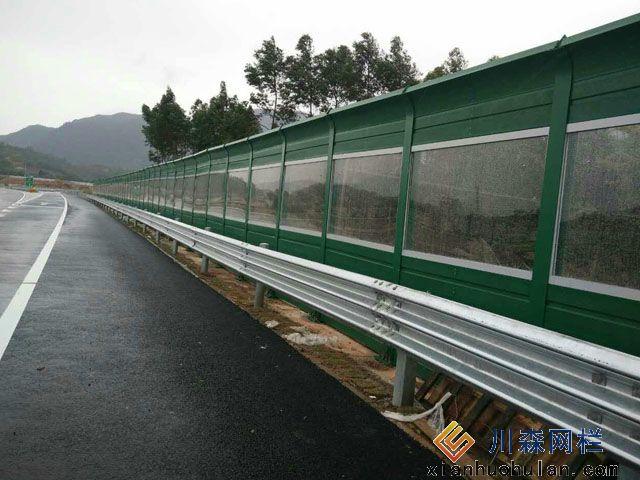 铁路路基锌钢护栏网片