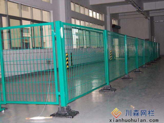 变电所锌钢护栏安装施工方案
