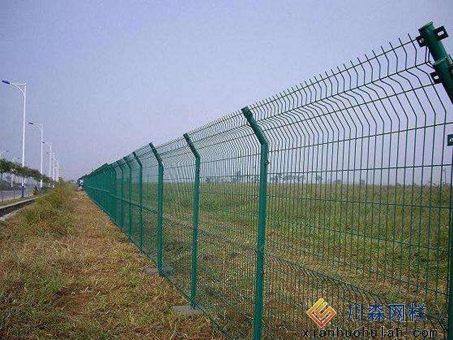 生产车间锌钢护栏图片